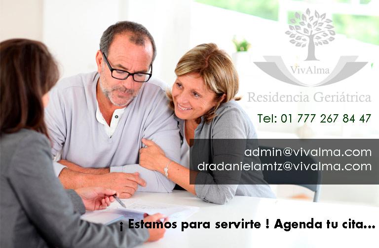 residencia geriátrica vivalm